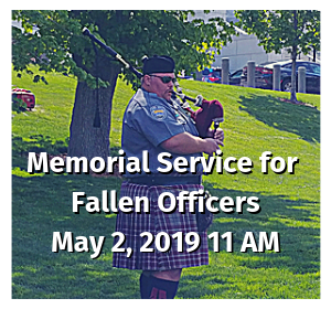 2019 Annual Memorial Service May 2nd